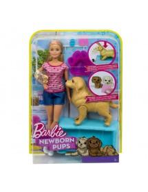 Barbie e os Cãezinhos Recém-Nascidos