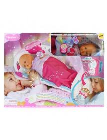 Nenuco Berço Dorme Comigo Com Baby Monitor