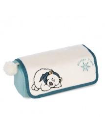 Urso Polar Bignic - Estojo Peluche