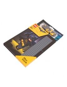 Caderno LEGO® Batman™ com Peças