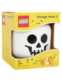 Caixa de Arrumação Cabeça Pequena - Esqueleto
