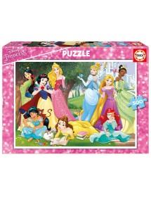 Puzzle 500 Peças - Princesas Disney