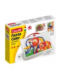 Jogo Arte Visual Pixel (5 Cores) - 270 Pinos