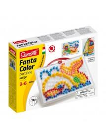Jogo Arte Visual Pixel (6 Cores) - 280 Pinos