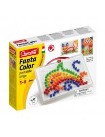 Jogo Arte Visual Pixel (5 Cores) - 150 Pinos