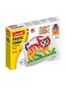 Jogo Arte Visual Pixel (5 Cores) - 100 Pinos