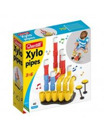 Jogo de Construção Xilofone - 40 Peças