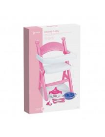 Cadeira Alta Para Bonecas (49cm)