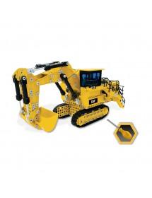 CAT Telecomandado - Mega Escavadora Construção R/C (56cm)