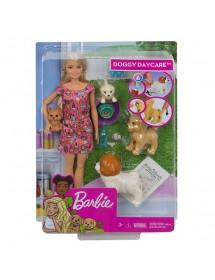 Barbie Creche dos Cãezinhos
