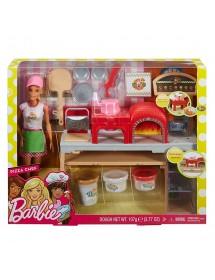 Barbie, Chefe de Pizas