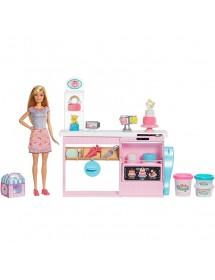 Barbie, Decoradora de Bolos