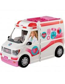 Barbie - Ambulância e Hospital