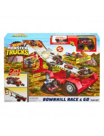 Pista HotWheels - Monster Trucks