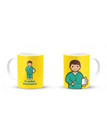 Caneca - O Melhor Enfermeiro