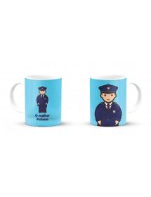 Caneca - O Melhor Polícia