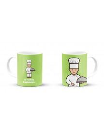 Caneca - O Melhor Cozinheiro