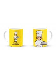 Caneca - A Melhor Cozinheira