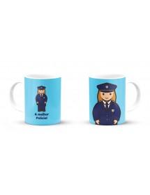 Caneca - A Melhor Polícia