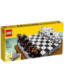 Conjunto 2 em 1 (Xadrez/Damas) da LEGO®