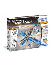 Laboratório de Mecânica - Aviões e Helicópteros