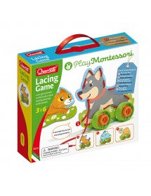 Play Montessori Lacing Game