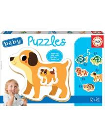 Baby Puzzles - Animais Domésticos