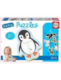 Baby Puzzles - Animais Polares