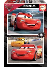 Puzzle Duplo - Cars 3