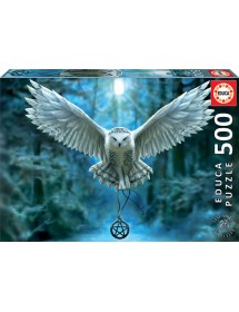 Puzzle 500 Peças - Desperta a Magia em Ti