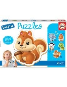 Baby Puzzles - Animais