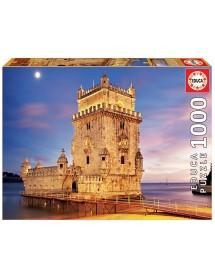 Puzzle 1000 Peças - Torre de Belém (Lisboa)