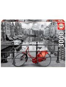 Puzzle 3000 Peças - Amesterdão