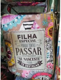 Bolsa Shopping - Filha Especial