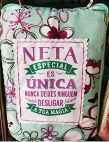 Bolsa Shopping - Neta Especial