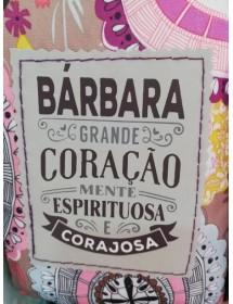 Bolsa Shopping - Bárbara