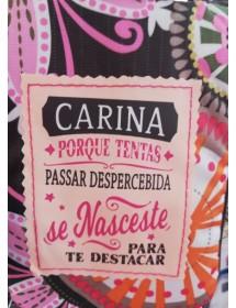 Bolsa Shopping - Carina