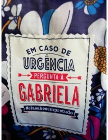 Bolsa Shopping - Gabriela