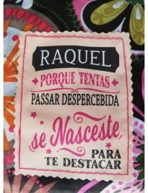 Bolsa Shopping - Raquel