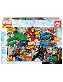 Puzzle 1000 Peças - Marvel Comics