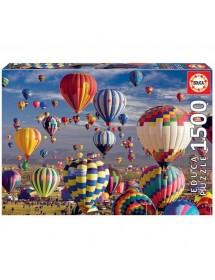 Puzzle 1500 Peças - Balões de Ar Quente