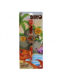 Dinossauros - Relógio Digital