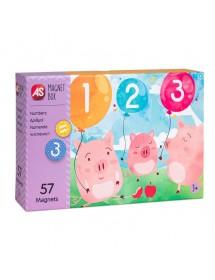 Magnet Box - Números