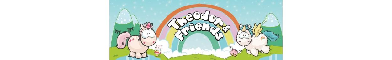 Unicórnio - Theodor & Friends
